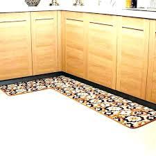 fantastic yellow kitchen mat blue and rugs l shaped custom floor mats corner runner rug carpet