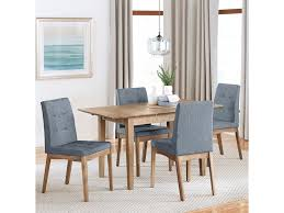 Progressive Furniture Barcelona 5 Piece Butterfly Dining Table Set
