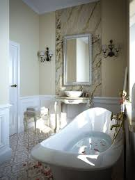 Vintage bathrooms designs Vintage 1940 Bathroomsplendid Blue Shade Vintage Bathroom Tile Patterns Using Floral Pattern Bathtub Curtain Also Black Extremelycleandetailinfo Bathroom Splendid Blue Shade Vintage Bathroom Tile Patterns Using