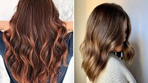 Light Cherry Brown Hair 20 Best Hair Color Trends And Ideas For 2020 Glamour