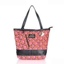 Discount Coach Legacy C Monogram Medium Pink Totes EQZ Clearance