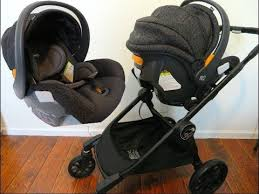 chicco fit2 baby jogger city select