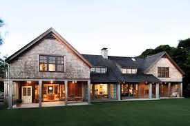 shingle style house plans. Wainscott Main House Modern Shingle Style Architecture Plans