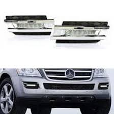 2007 2009 mercedes gl320 gl450 oem fit led daytime running lights mercedes x164 gl class gl320 gl450 led daytime running lights