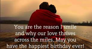 Happy Birthday Love Quotes Stunning Happy Birthday Sweetheart Wishes To Inspire Lover