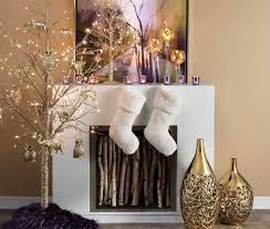 Z Gallerie Living Room Holiday Decor Style