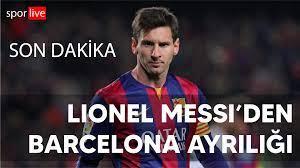 Lionel Messi Serbest Kaldı. - Sporlive Spor Haberleri