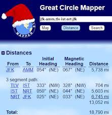 Ana Rtw Chart Ana Round The World Award Best Way To Explore The World