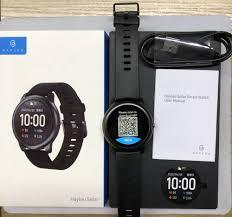 Xiaomi <b>Haylou</b> Solar Smart Watch Korean <b>Global Version</b> Sport ...