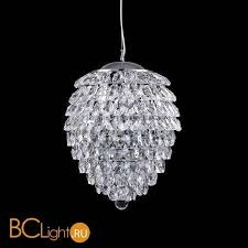 <b>Подвесной светильник Crystal</b> lux Charme SP2+2 LED CHROME ...