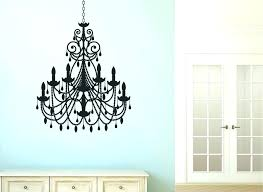 target wall decals target wall decals for kids together with lovely chandelier wall decals birch target