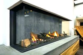 wood fireplace doors burning glass page matrix