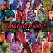 Manic Panic Hair Colour Chart Manic Panic Purple Haze Cream Hair Color 118 Ml