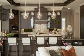 modern pendant lights for kitchen island with counter top from kashmir gold granite across glass tile appealing pendant lights kitchen