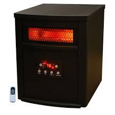 Home Depot Metal Cabinets Lifesmart Life Zone Series 1500 Watt 6 Element Quartz Infrared