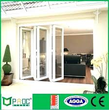 accordion sliding doors french exterior hurricane shutters for acc