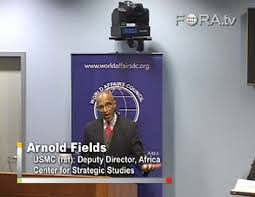 Major General Arnold Fields on the Africa Center - video Dailymotion