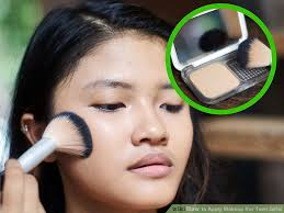 image led apply makeup for s step 6