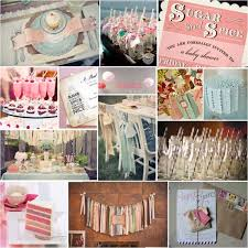 Sugar And Spice Baby Shower Tea PartySugar And Spice Baby Shower Favors