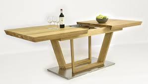 Luxus Holztisch Aus Eiche Ausziehbar Maestro