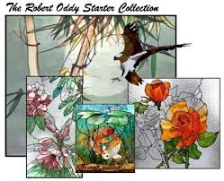 robert oddy stained glass patterns