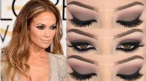 jennifer lopez golden globes 2016 makeup tutorial melissa samways you