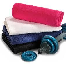 personalised gym towel