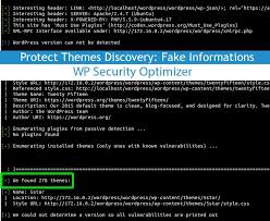 wp security optimizer plugin for that