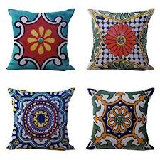 Mexican Pillow Covers