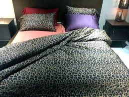 full size of pink leopard print bed sheets set queen snow bedding home improvement appealing