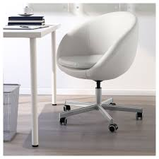 ikea white office chair. IKEA SKRUVSTA Swivel Chair You Sit Comfortably Since The Is Adjustable In Height. Ikea White Office T