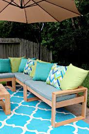 diy outdoor sofa. Free DIY Outdoor Sofa Plans Diy