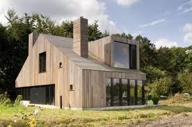 Modern Wood House Modern Wood Homes Modern House