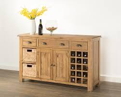 sideboard with wine rack.  Wine Hartford Large Sideboard With Wine Rack U0026 Baskets 6015 To With D