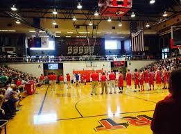 high school gym. @Berry_Principal \u201c@HoosierTemple: Indiana High School Gym Size: #16-(5,873) \