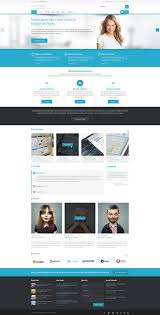 psd website templates local theme psd template