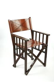 file leather directors chair our folding would grace the bottom of but now you can have