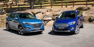 2018 kia tucson. plain kia hyundai tucson highlander v ford escape titanium petrol suv comparison with 2018 kia tucson