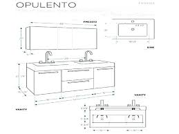 standard bathroom vanity height page used with vessel sink
