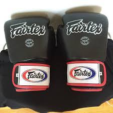 Fairtex Bgv1 Boxing Muay Thai Gloves Review Brett C