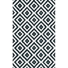 black and white rugs chevron rug area striped nz