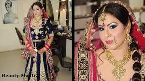 stani bridal makeup and hairstyle video mugeek vidalondon