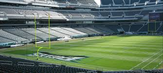 lincoln financial field parking