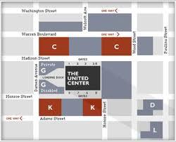 United Center Seating Chart Adele Jonas Brothers September 19 2019 United Center