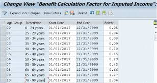 How To Set Up Sap Hcm Configuration For Imputed Income Calculation