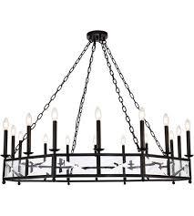 elegant lighting 1537g49vb exeter 16 light 49 inch vintage bronze chandelier ceiling light urban classic
