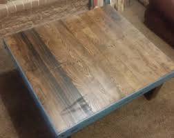 Reclaimed Wood Coffee Table   Farmhouse Furniture   Farmhouse Decor   Rustic  Coffee Table   Rustic