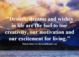 Quotes On Desires And Dreams