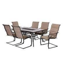 hampton bay patio dining sets patio