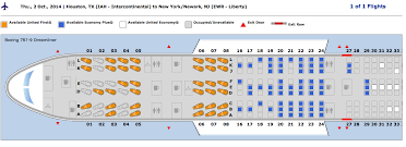 united airlines seat map best of boeing 787 9 seating plan norwegian